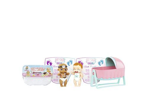 Baby Secrets 930168 Series 1 Ensemble de berceaux à bascule