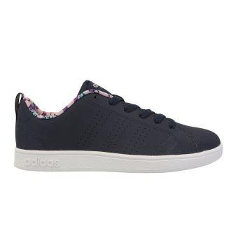 Adidas Neo Advantage Clean Velcro bleu, baskets mode mixte