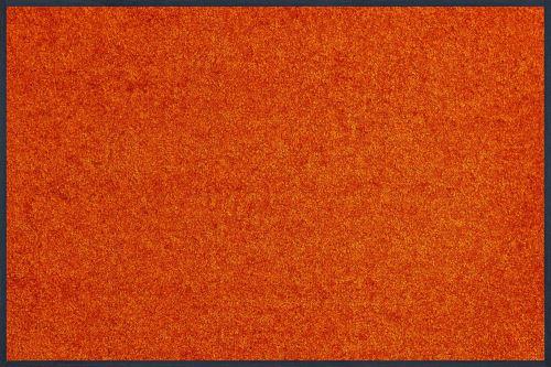 Wash+Dry Tapis Burnt Orange 60x90, Orange