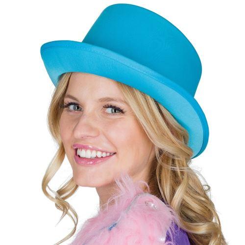 Rubie's chapeau haut-de-forme unisexe turquoise