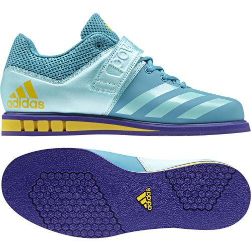 Chaussures femme adidas Powerlift.3.1 Taille 43 13 Bleu