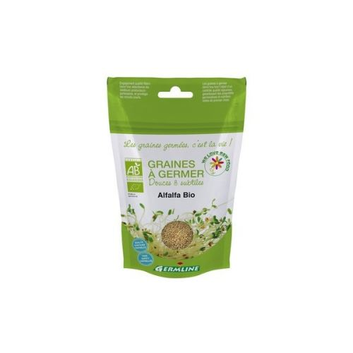 Graines à germer bio GermLine Alfalfa