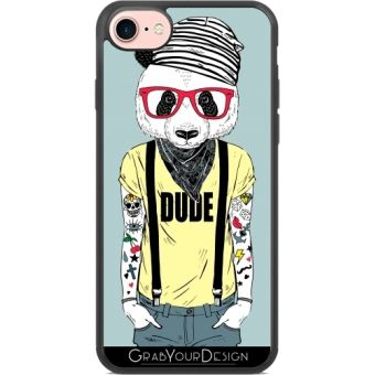 coque iphone 8 hippie