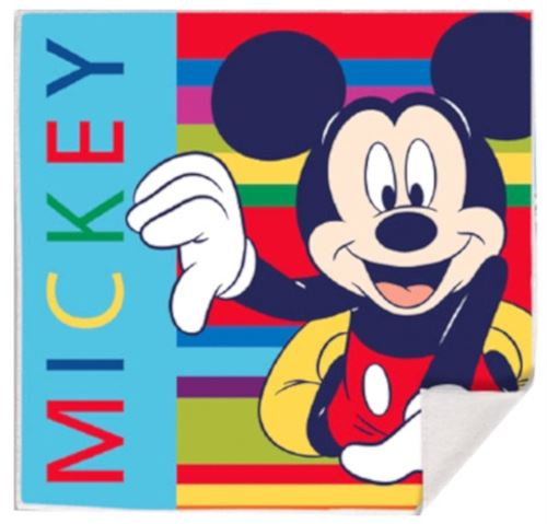 Disney serviette Mickey & Minnie Mouse junior 30 cm coton