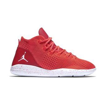 wholesale dealer 489d3 7aa4d Chaussure de Basketball Jordan Reveal Orange et rouge pour homme Pointure -  43 - Chaussures et chaussons de sport - Achat   prix   fnac