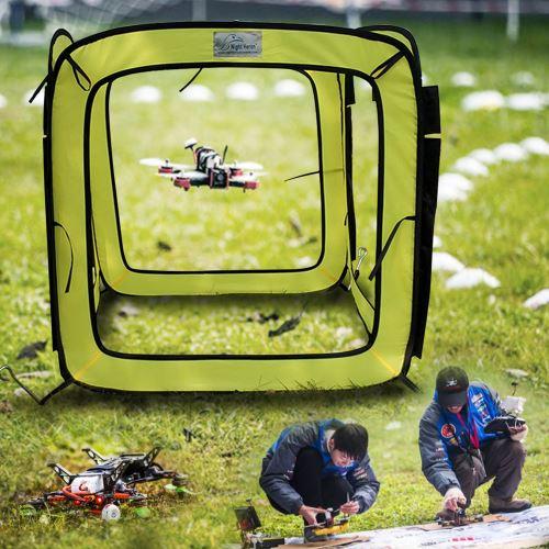 31x31x31inches Drone parcours du combattant par la porte facile à construire Racing Drone Kit