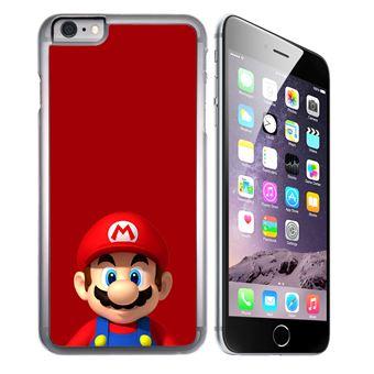 Coque iphone 8 mario