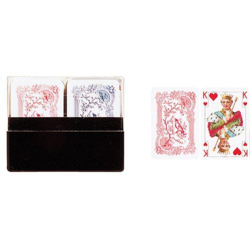 Piatnik Miniature Deux Paquets de Cartes e Jouer