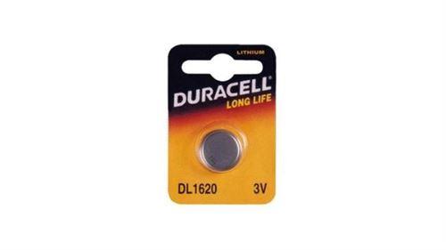Pile bouton au lithium Duracell DL1620