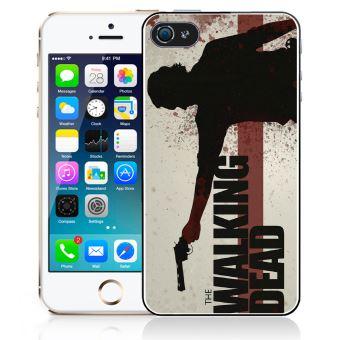 Coque pour iPhone SE walking dead
