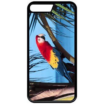 coque iphone 8 plus perroquet