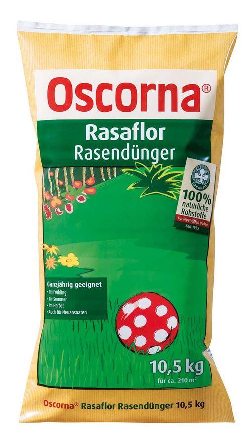 Oscorna Rasaflor Engrais pour gazon 10,5 kg