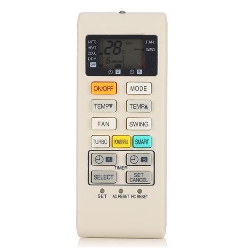 Télécommande de climatiseur pour A75C4004