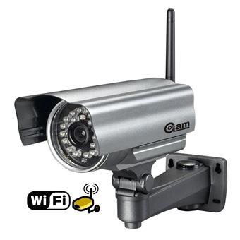 Camera Ip Wifi Exterieur Iphone