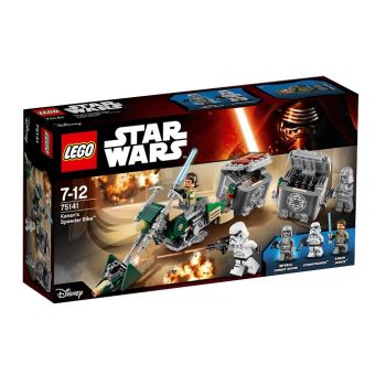 Lego star wars 75141 le speeder bike de kanan