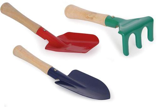 Set outils pour bac à sable petit format - 1114