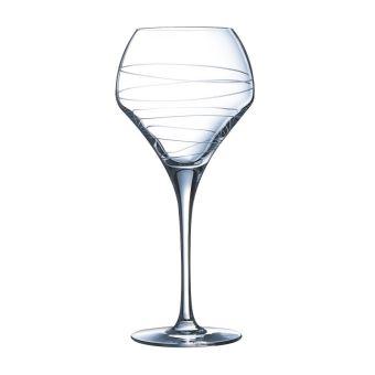 31a416d8400c3 Chef   Sommelier - Open up arabesque - 4 verres à pied round 37 cl - Achat    prix