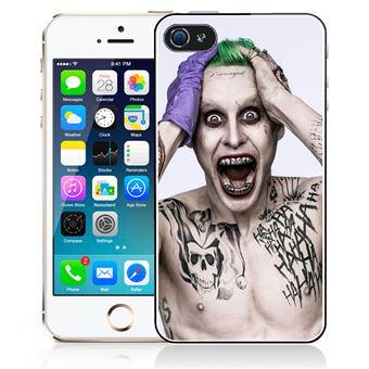Coque pour iPhone SE suicide squad jared leto joker
