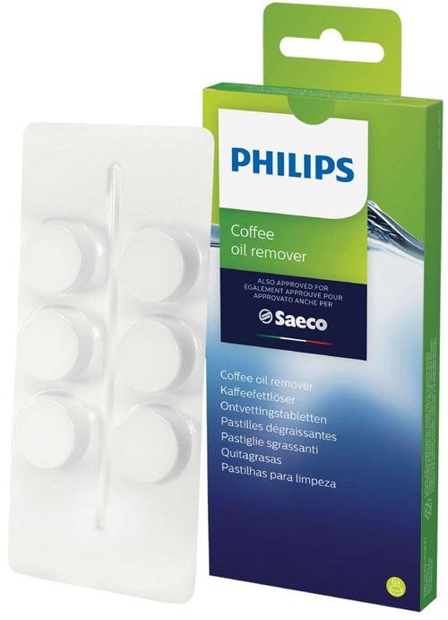 Philips CA6704 / 10 Tablette de nettoyage Machine à expresso 6 pcs