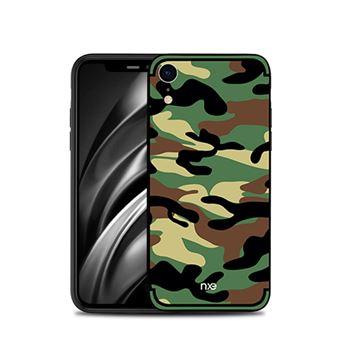 coque iphone xr motif militaire
