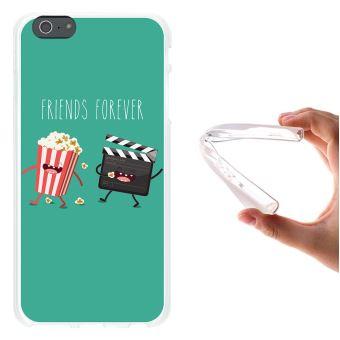coque iphone 6 popcorn