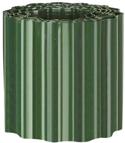 Gardman - Bordure de jardin ondulée en plastique Hauteur 16,5cm