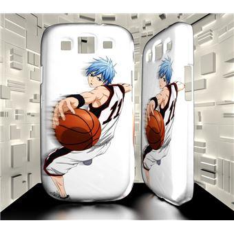 Coque Personnalisée Samsung Galaxy CORE PRIME manga KUROKO'S BASKET - KUROKO NO BASUKE - Réf 01