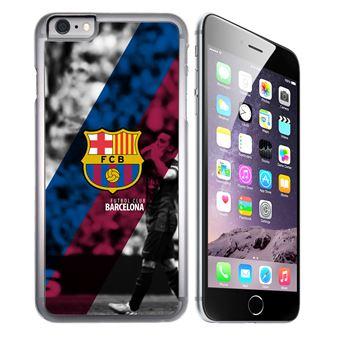 Coque pour iPhone 6 et iPhone 6S football fcb barca