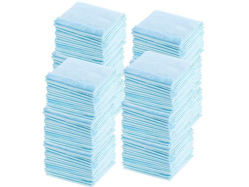 Pack de 180 alèses de propreté 60 x 60 cm pour chiots