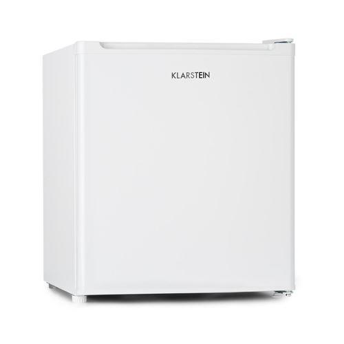 Klarstein Garfield Eco Congélateur coffre compact 4 étoiles 34 litres compact - Classe E - Blanc