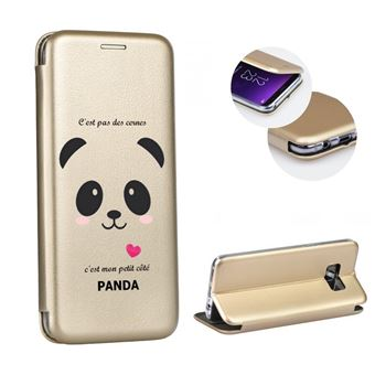 coque galaxy s8 panda