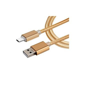 Shot Case Cable Metal Nylon pour Samsung Galaxy Note 4