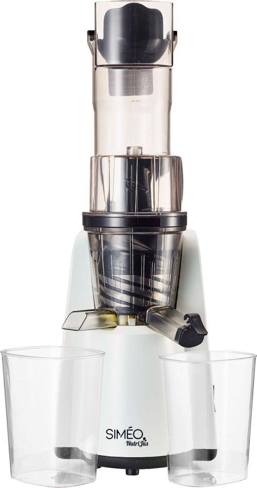 extracteur de jus 150w blanc - jem460