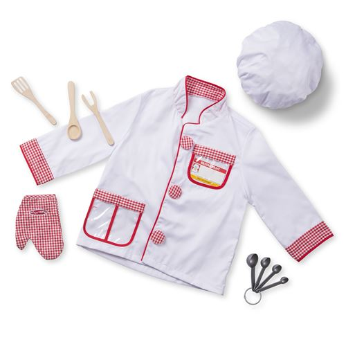MELISSA & DOUG Costume De Chef