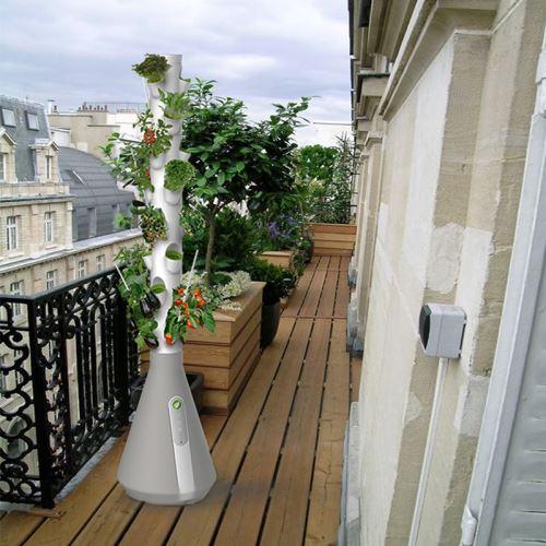 Home Potager KIT 100 - Potager vertical hydroponique pour culture 18 plantes