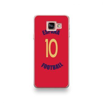 Coque pour Samsung Galaxy A50 motif Joueur De Foot Espagne 10
