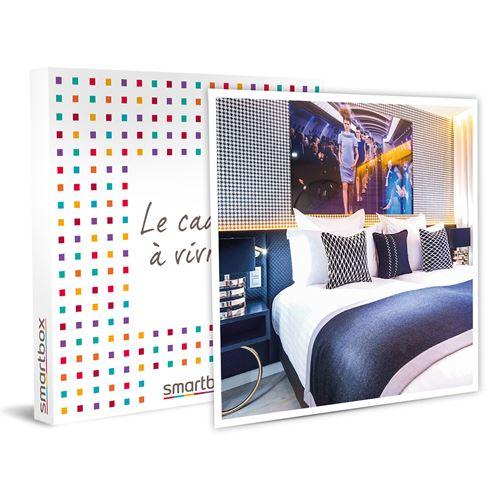 SMARTBOX - Escapade en hôtel 4* à Paris avec accès privatif au spa et champagne - Coffret Cadeau