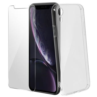 coque iphone xr siliconne