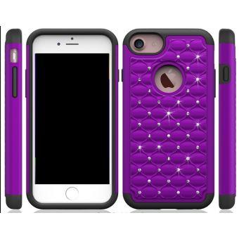 coque iphone 7 mauve