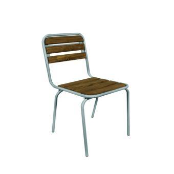Chaise De Bistro Vintage Ari