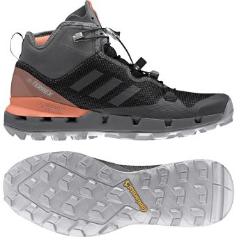Chaussures adidas TERREX Fast Mid GTX-Surround -Taille 38 Noir - Chaussures et chaussons de sport - Achat & prix