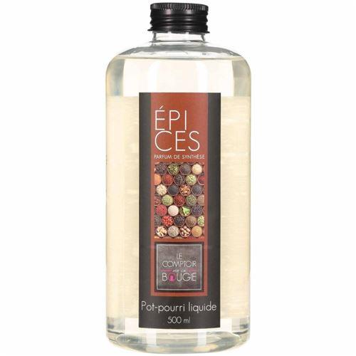 Liquide Pot Pourri 500ml Épices