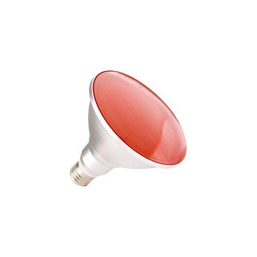 Ampoule LED E27 PAR38 15W Waterproof IP65 Lumière Rouge Rouge