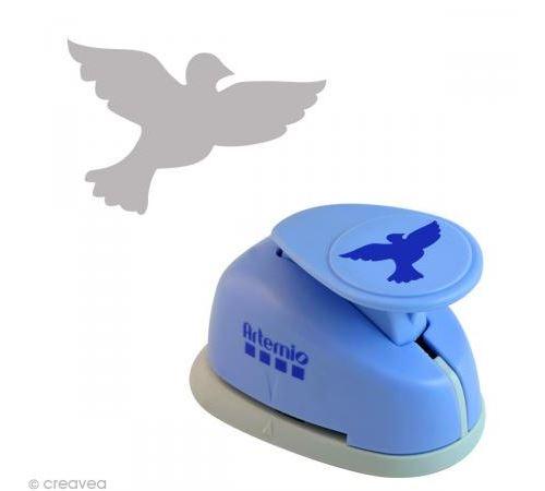 Perforatrice MM colombe - 2,5 cm
