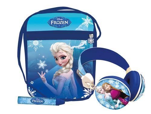 Pack Accessoires Reine Des Neiges Disney