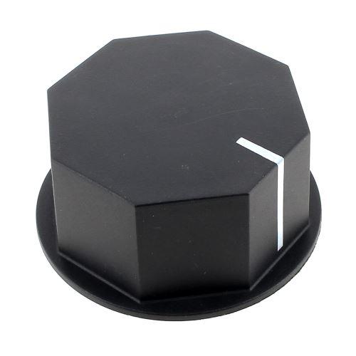 Bouton noir 12h pour Cuisiniere Whirlpool