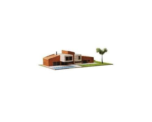 Maquette Maison Moderne Rellinars Échelle 1:87 - 75369