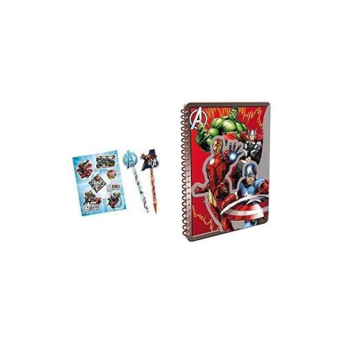 Simba - 40301 - journal et accessoires - avengers