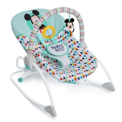 Disney Baby Mickey Transat Evolutif Happy Triangles