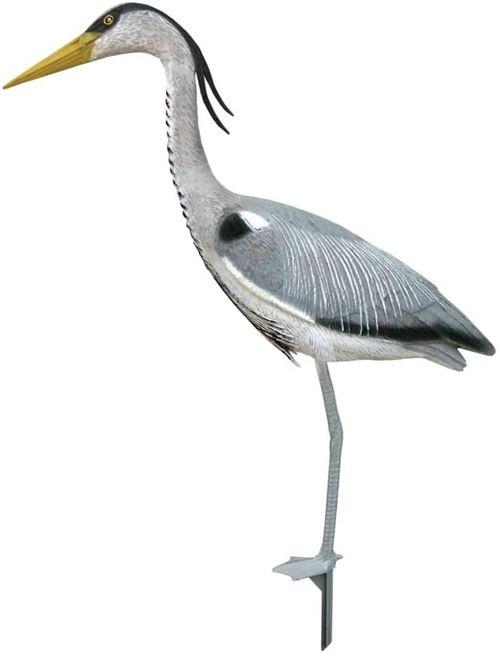 Ubbink Figurine d'animal Héron 84 cm